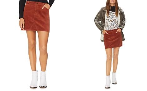 Sanctuary Ryan Corduroy Mini Skirt - Bloomingdale's_2