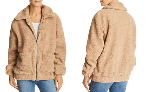 Re:Named Teddy Bear Jacket - Bloomingdale's_2