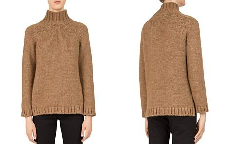 Gerard Darel Cameron Mock-Neck Sweater - Bloomingdale's_2