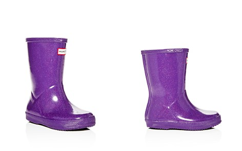 Hunter Girls' First Classic Starcloud Glitter Rain Boots - Walker, Toddler - Bloomingdale's_2