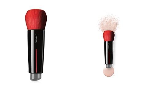 Shiseido DAIYA FUDE Face Duo Brush - Bloomingdale's_2