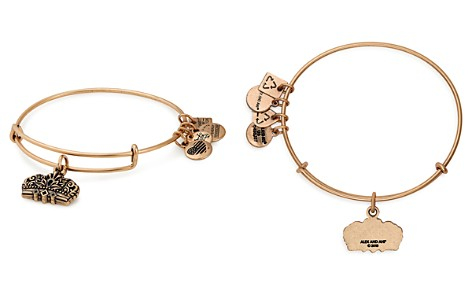 Alex and Ani Queen's Crown Expandable Charm Bracelet - Bloomingdale's_2