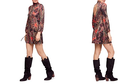 Free People All Dolled Up Mini Dress - Bloomingdale's_2