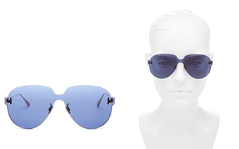 Dior Women's Colorquake Square Rimless Sunglasses, 99mm - Bloomingdale's_2