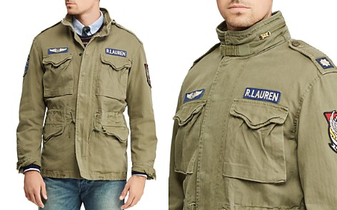 Polo Ralph Lauren Twill Field Jacket - Bloomingdale's_2