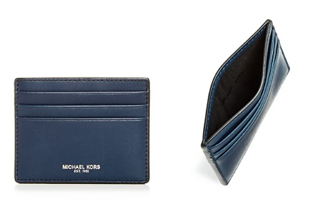 Michael Kors Henry Leather Card Case - Bloomingdale's_2