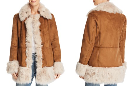 Urbancode Reversible Faux-Shearling Coat - Bloomingdale's_2