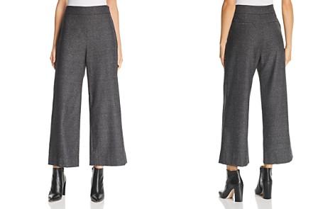 Rebecca Taylor Herringbone Cropped Pants - Bloomingdale's_2