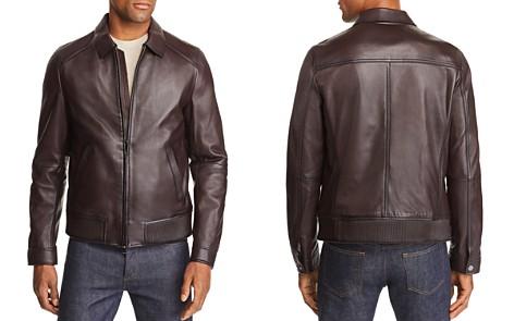 Michael Kors Leather Jacket - Bloomingdale's_2