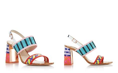 Sophia Webster Women's Celia Leather High-Heel Sandals - Bloomingdale's_2