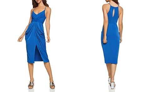 BCBGeneration Twist-Front Dress - Bloomingdale's_2
