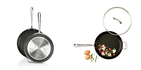 """All-Clad Hard Anodized Nonstick 10"""" & 12"""" Fry Pan Set - Bloomingdale's_2"""