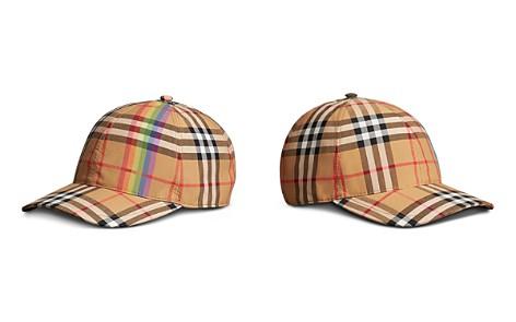 Burberry Rainbow Vintage Check Baseball Cap - Bloomingdale's_2