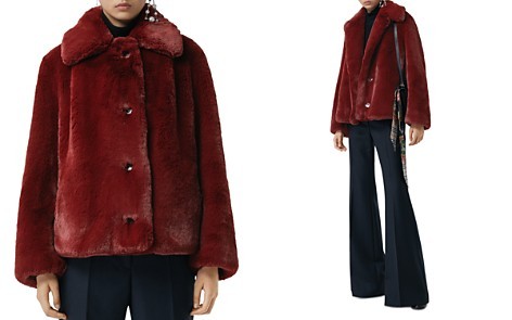 Burberry Alnswick Faux-Fur Coat - Bloomingdale's_2
