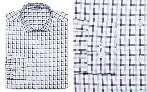 Vardama Morton Geometric Regular Fit Dress Shirt - Bloomingdale's_2