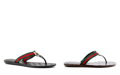 Gucci GG Thong Sandal - Bloomingdale's_2