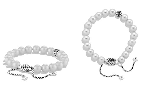 David Yurman Spiritual Beads Bracelet with Pearls - Bloomingdale's_2