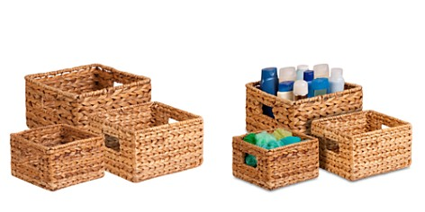 Honey Can Do Nesting Banana Leaf Baskets, Set of 3 - Bloomingdale's Registry_2