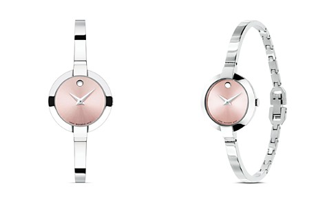 Movado Bela Stainless Steel Watch, 25mm - Bloomingdale's_2