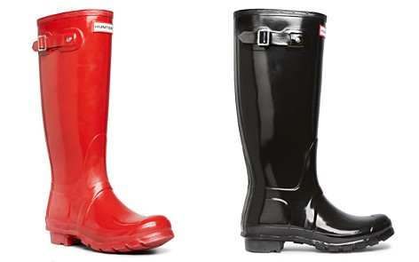 Hunter Women's Original Tall Gloss Rain Boots - Bloomingdale's_2