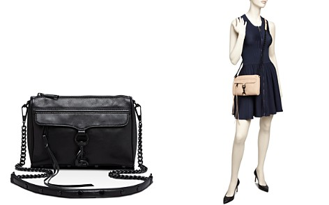Rebecca Minkoff Mini MAC Leather Crossbody - Bloomingdale's_2