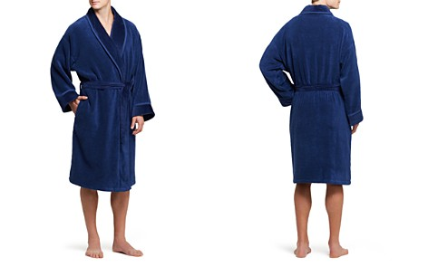 Hudson Park Velour Robe - 100% Exclusive - Bloomingdale's_2