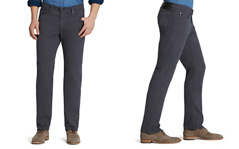 AG Graduate New Tapered Slim Straight Fit Jeans in Cellar Gray - Bloomingdale's_2