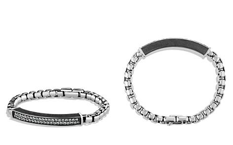 David Yurman Pavé ID Bracelet with Gray Sapphires - Bloomingdale's_2