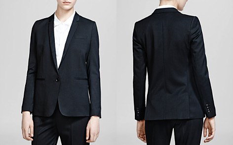 The Kooples Blazer - Stretch Smoking - Bloomingdale's_2