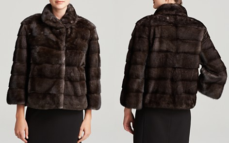 Maximilian Mink Jacket - 100% Exclusive - Bloomingdale's_2