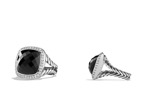 David Yurman Albion Ring with Black Onyx and Diamonds - Bloomingdale's_2