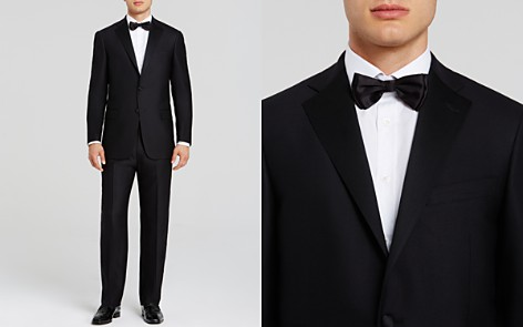 Hart Schaffner Marx Platinum Label Basic Black Classic Fit Tuxedo - 100% Exclusive - Bloomingdale's_2