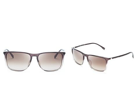 BOSS HUGO BOSS Rectangle Sunglasses, 56mm - Bloomingdale's_2