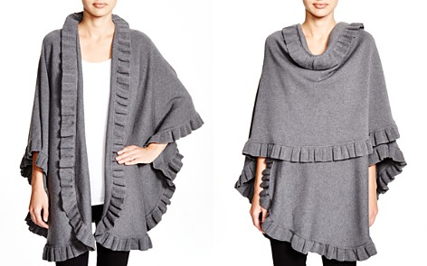 Lane d'Olimpia Ruffle Wrap Scarf - 100% Exclusive - Bloomingdale's_2