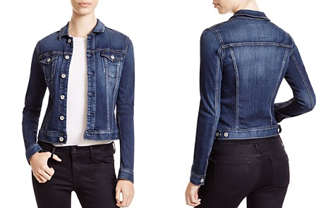 AG Jacket - Robyn Denim in Torrent - Bloomingdale's_2