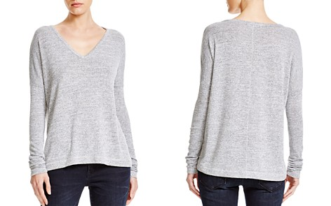 rag & bone/JEAN Theo Long-Sleeve V-Neck Tee - Bloomingdale's_2