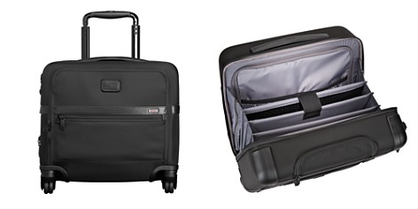 Tumi Alpha 2 4-Wheel Compact Brief - Bloomingdale's_2