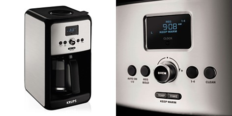 Krups Savoy Stainless Steel Coffee Maker - Bloomingdale's Registry_2