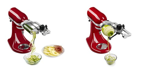 KitchenAid 5-Blade Spiralizer with Peel, Core and Slice Attachment #KSM1APC - Bloomingdale's_2