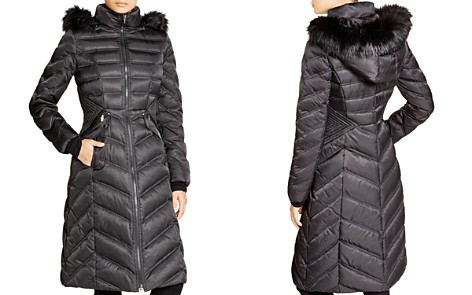 Laundry by Shelli Segal Long Maxi Puffer Coat - Bloomingdale's_2