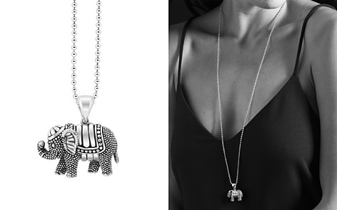 "LAGOS Rare Wonders Elephant Pendant Necklace, 34"" - Bloomingdale's_2"