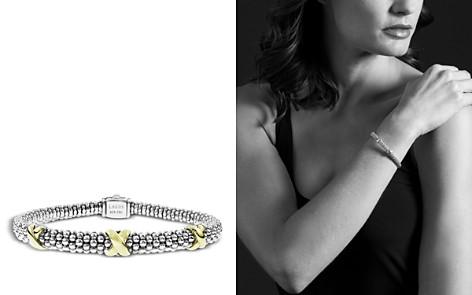 LAGOS 18K Gold and Sterling Silver Rope Bracelet - Bloomingdale's_2