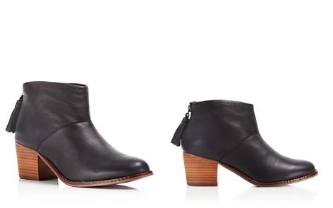 TOMS Women's Leila Block Heel Booties - Bloomingdale's_2
