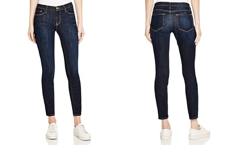 FRAME Le Skinny De Jeanne Jeans in Queens Way - Bloomingdale's_2