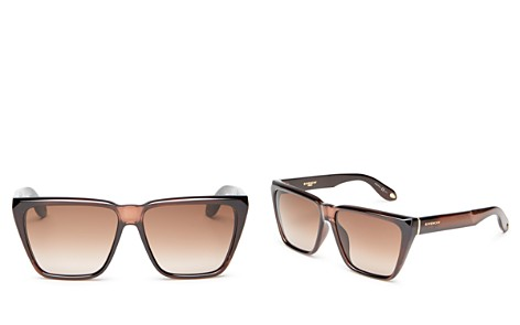Givenchy Men's Angular Acetate Sunglasses, 58mm - Bloomingdale's_2