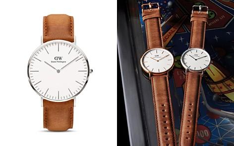 how to adjust daniel wellington watch
