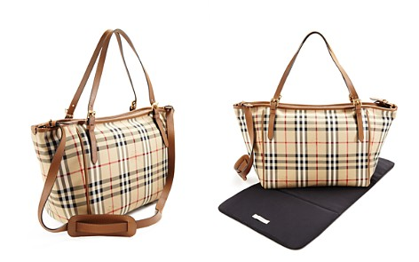 Burberry Check Diaper Tote Bag - Bloomingdale's_2