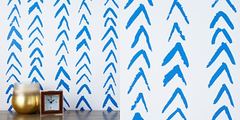 Chasing Paper Triangles Removable Wallpaper - Bloomingdale's_2