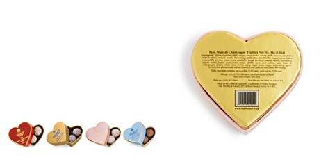 Charbonnel et Walker Mini Hearts Quartet Collection - Bloomingdale's_2