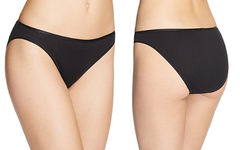 Hanro Cotton Seamless High-Cut Briefs - Bloomingdale's_2